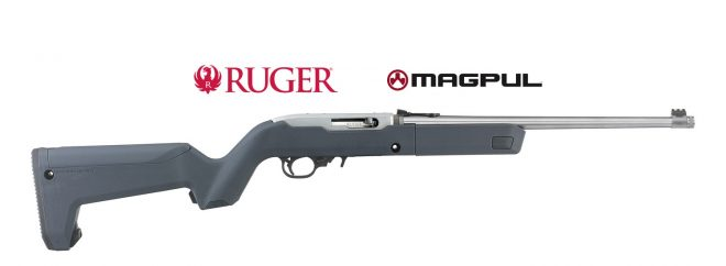 Ruger and Magpul's 10/22 takedown collaboration.