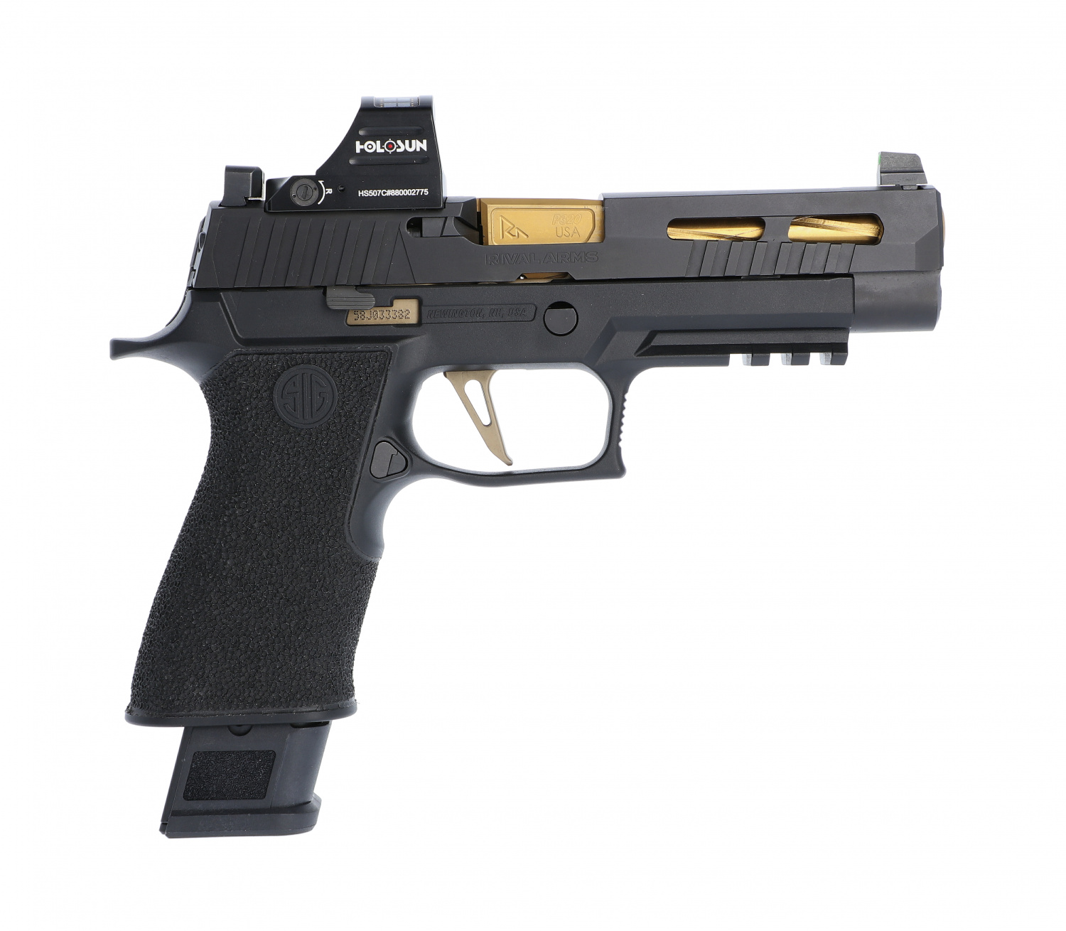 If you like Gucci Glock-style upgrades but you prefer to shoot Sigs, the market's supply is responding to your demand.