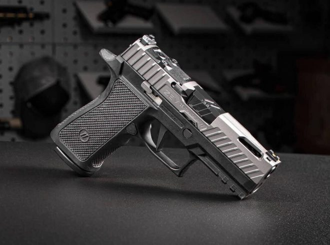 ZEV Technologies introduces a new custom Sig offering, the Z320.
