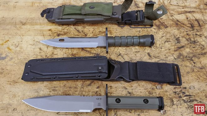 Building a Better M9 Bayonet with Nate Summers