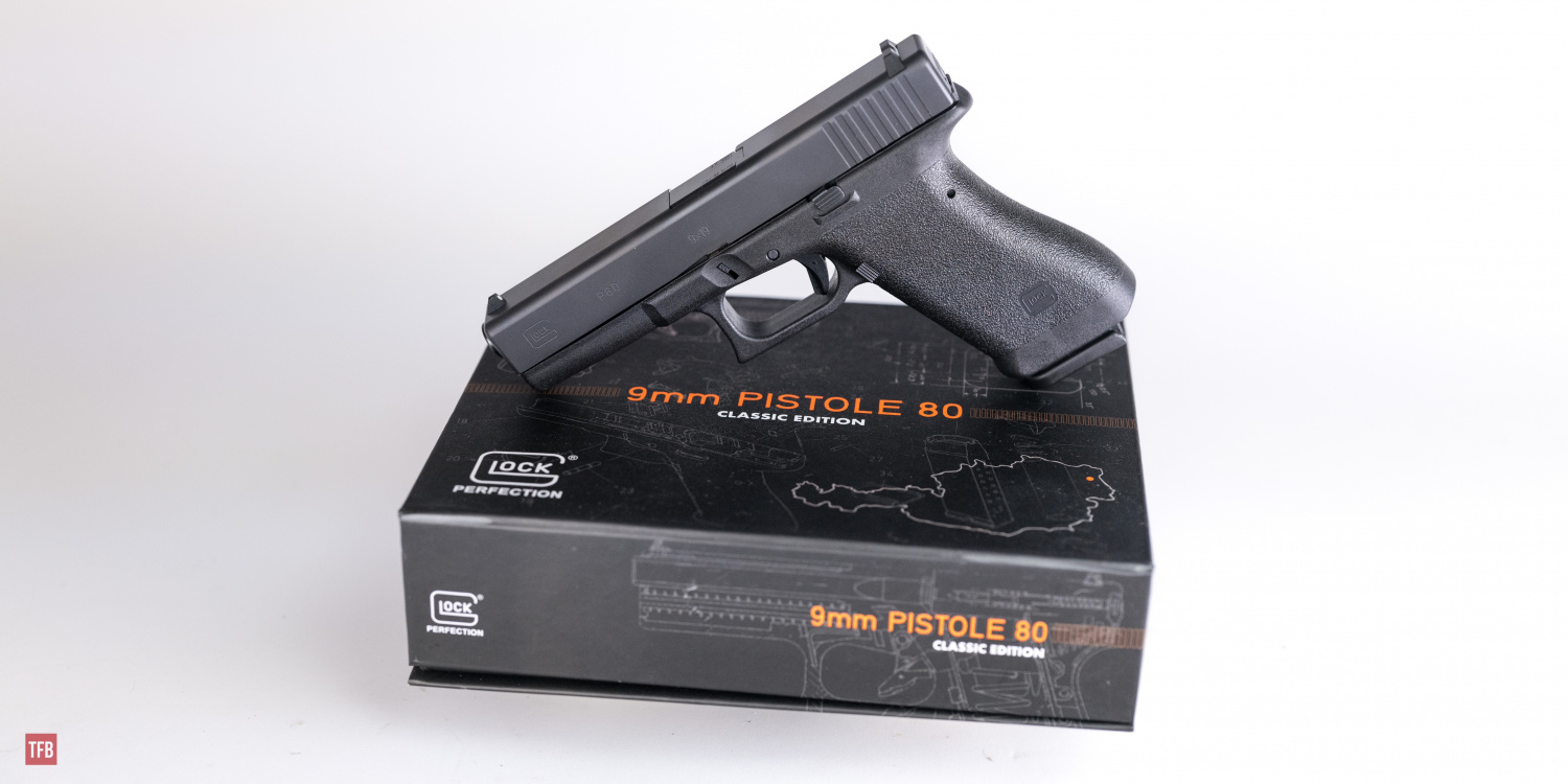 BACK TO THE FUTURE: The New GLOCK P80 Classic Edition