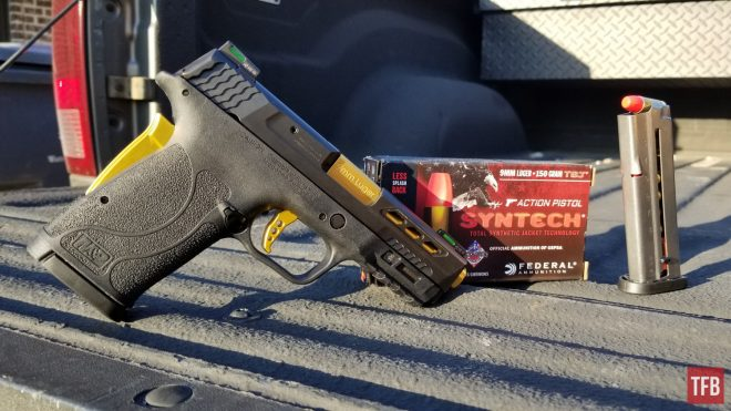 TFB Review: The Smith & Wesson Performance Center M&P 9 Shield EZ
