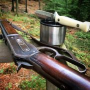 Winchester 1886 i .33 WCF
