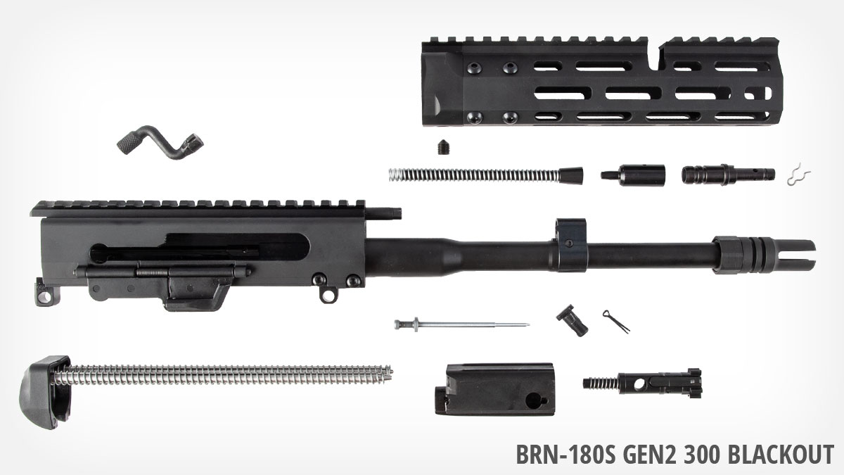 Brownells BRN-180 Gen2 and 300 Blackout (5)