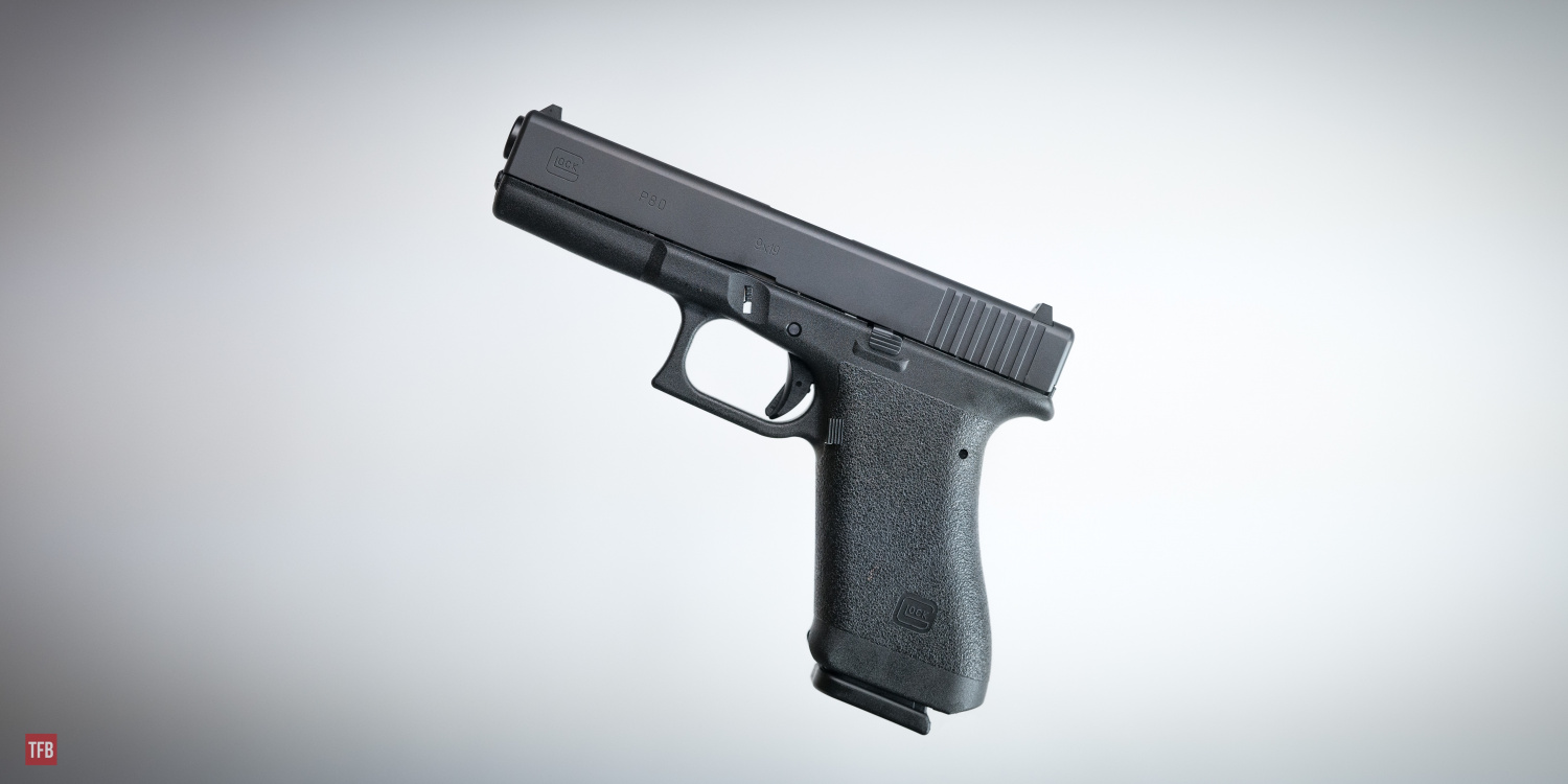 BACK TO THE FUTURE: The New GLOCK P80 Classic Series