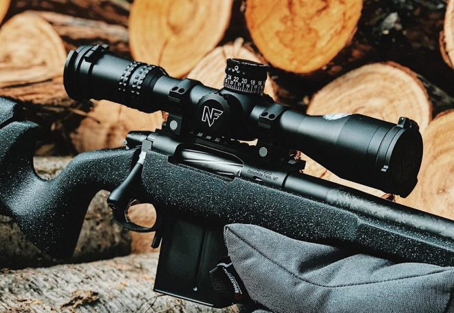 Proof Research Introduces the Conviction Ti Long-Range Tactical Rifle