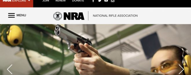 BREAKING - New York AG Fraud And Abuse Investigation: Dissolve The NRA