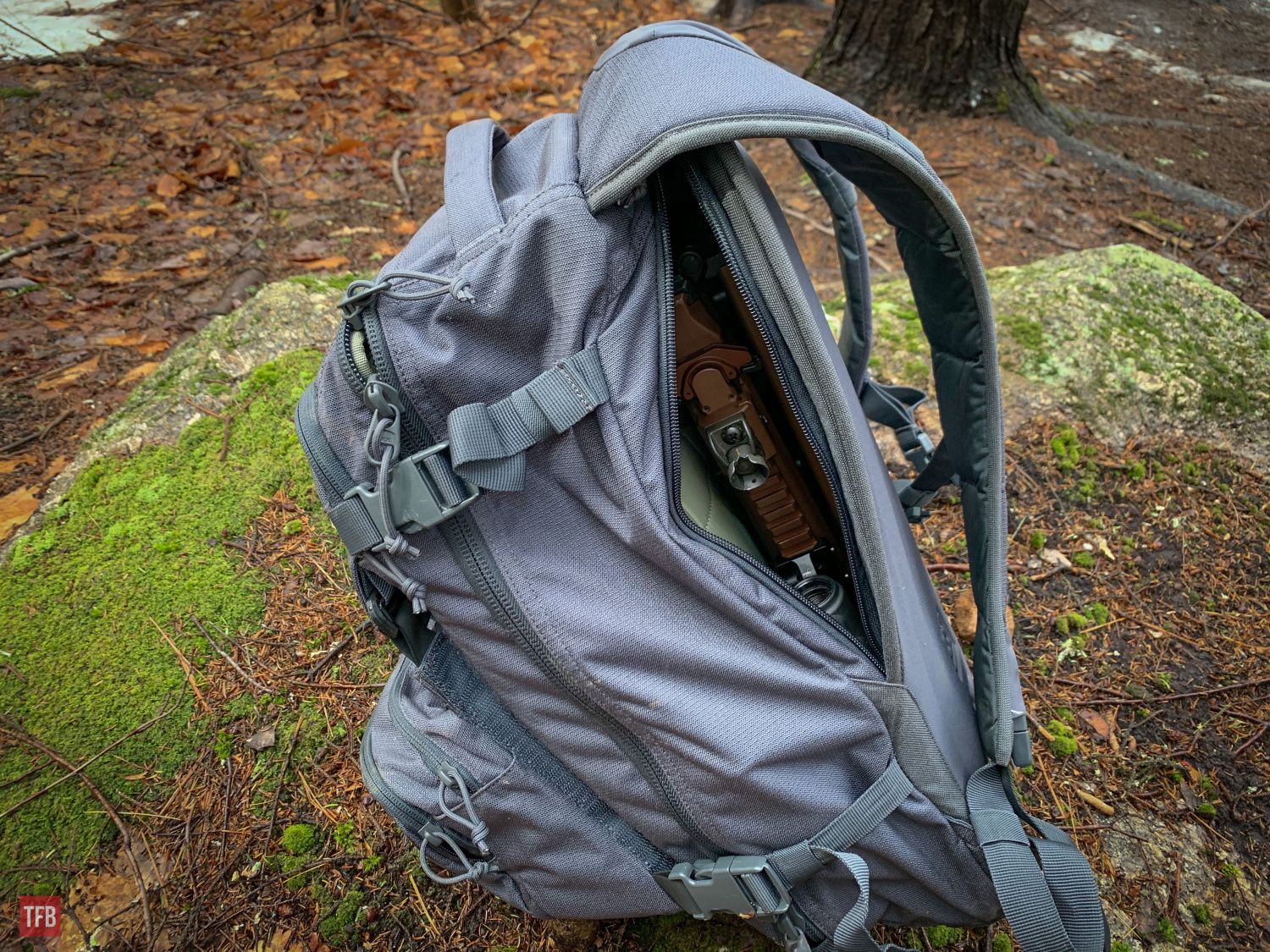 Summer Solitude: Gearing Up With 5.11 Bags, Packs And Boots