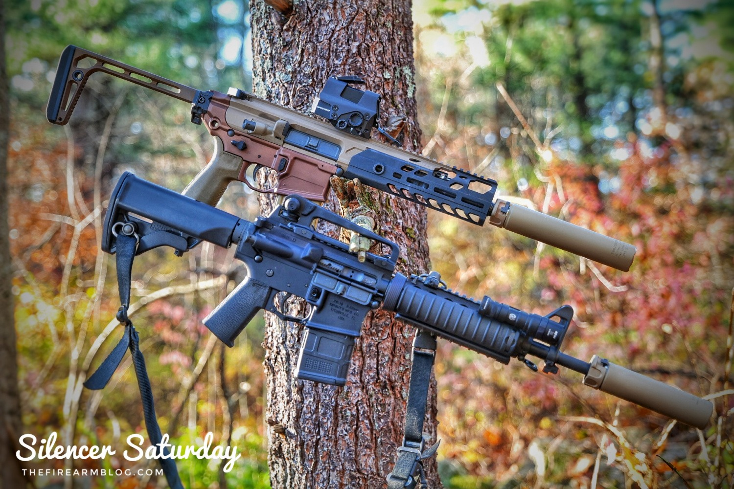 SILENCER SATURDAY #138: Picking The Best 5.56mm AR15 Suppressor For You