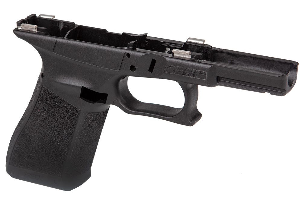 GlockStore's GSX100 Glock 19X Size Frames Now Available (4)