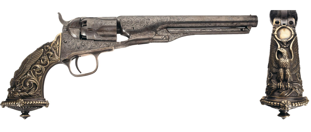 Tiffany Colt Grip - American Eagle