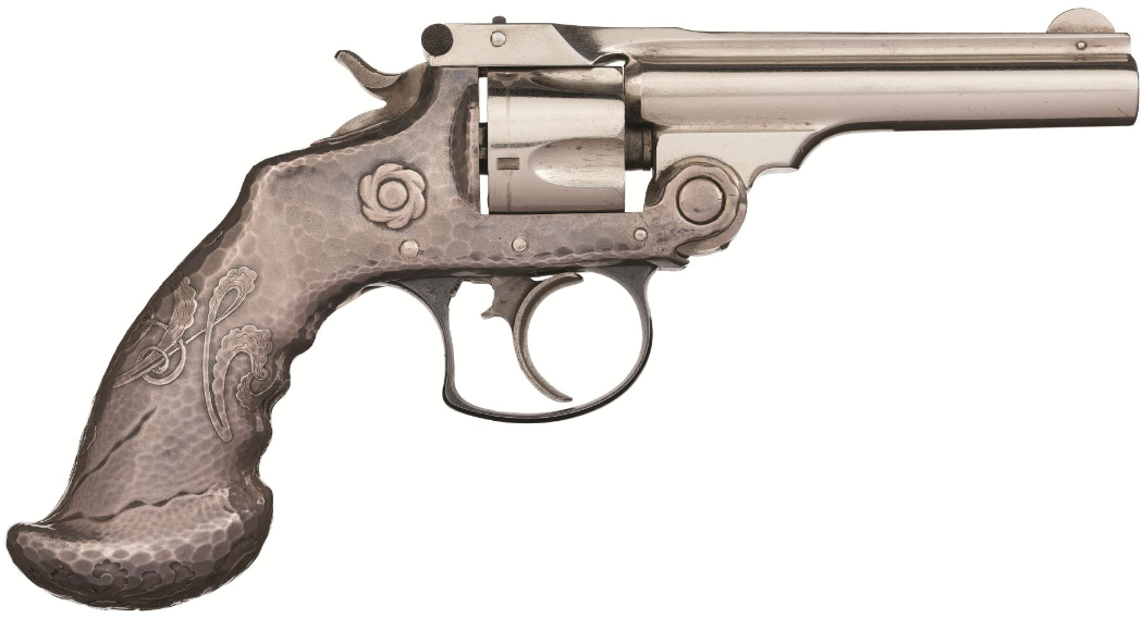 Tiffany Smith & Wesson .32 Double Action Revolver