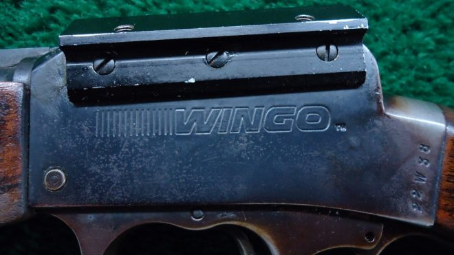 The Rimfire Report: Wingo - The Forgotten Indoor Shooting Sport