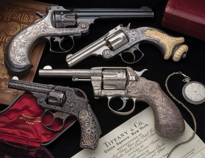Wheelgun Wednesday - Tiffany & Co Revolvers - Tiffany Revolvers (1)