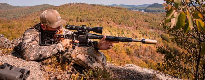SIG Sauer's Cross bolt-action rifle is shipping now.