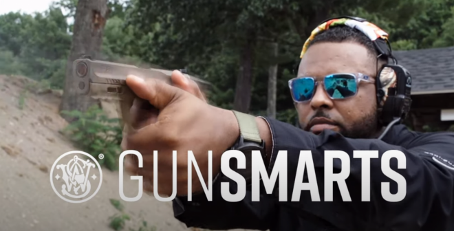 GUNSMARTS Campaign by Smith & Wesson Targets New Gun Owners