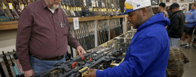 The NSSF reports that almost five million Americans have become first-time gun owners this year.