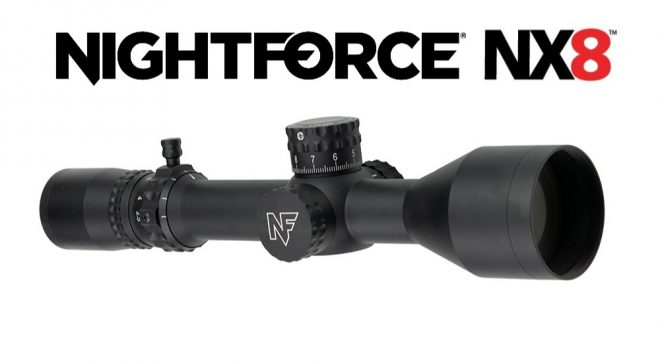 Introducing the new models of Nightforce NX8 riflescopes.