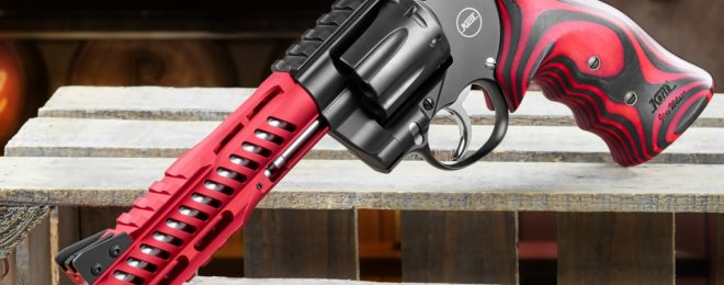Nighthawk/KORTH Releases the NXA Lightweight 357 Magnum Revolver