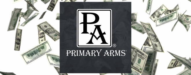 "Primary Arms has announced a new rewards program they're calling ""Bonus Bucks""."