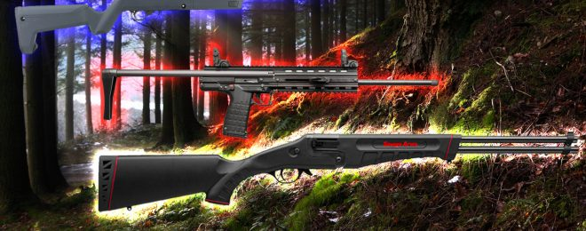 The Rimfire Report: 3 Great Lightweight Rimfire Survival Rifles