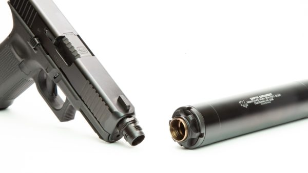 Griffin Armament Announces The CAM-LOK Universal, QD Piston System for Handguns
