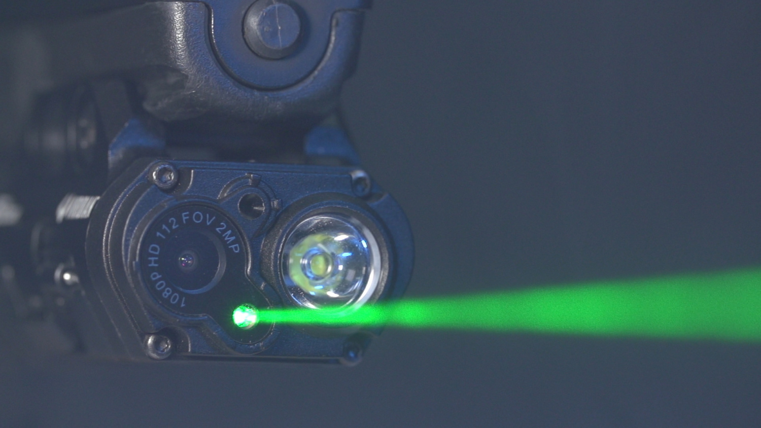 Viridian also offers a version of the FACT with an integrated green laser.