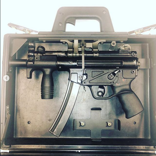 Need an MP5 in a briefcase? ISS can do that, too.