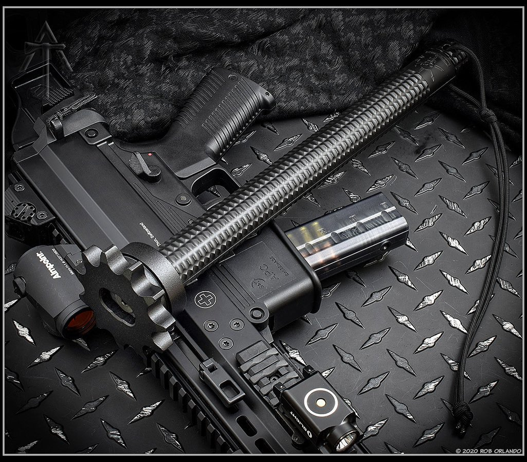 Close and Personal: The Trench by American Tomahawk Company