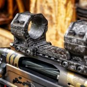 Black Collar Arms Forged Carbon Scope Mount