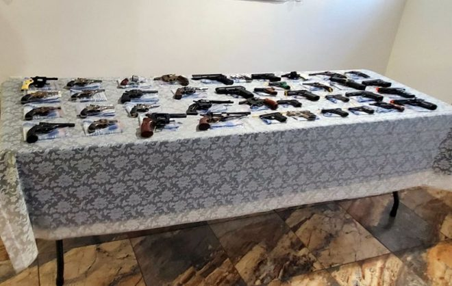 NYC Gun Buyback Results in 44 Total Firearms Turned In