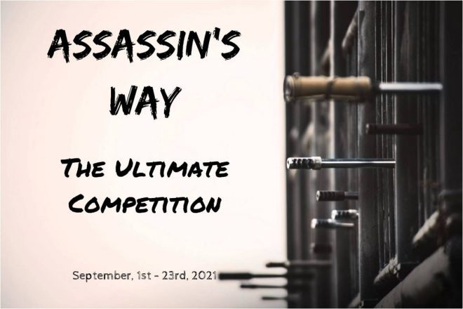 Assassin's Way - The 23 Day Ultimate Firearms Competition