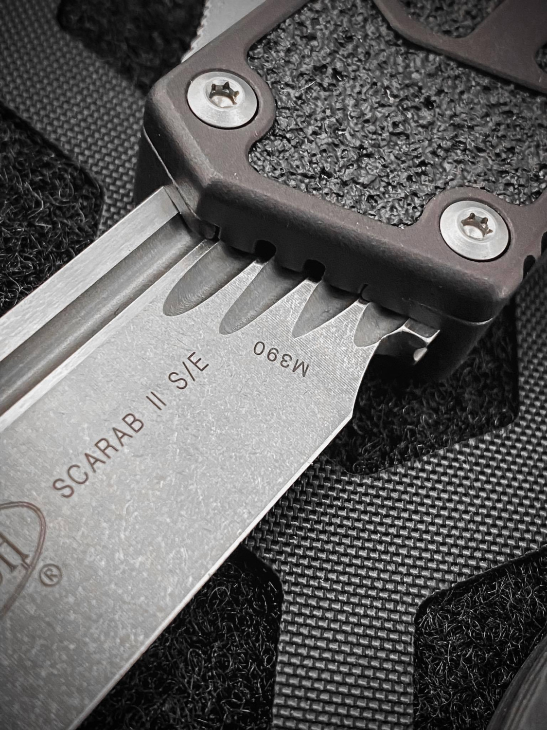 Scarab II and Mini Troodon - The New Automatic Knives From Microtech -