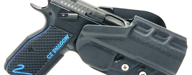 Harry's Holsters Introduces New Contender Competition Holster