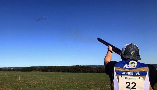 SSSF Awards Scholarships to Clay Target and Action Shooting Students