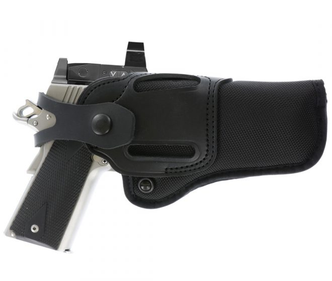 Galco Gunleather Introduces a New Optics Friendly 1911 Holster