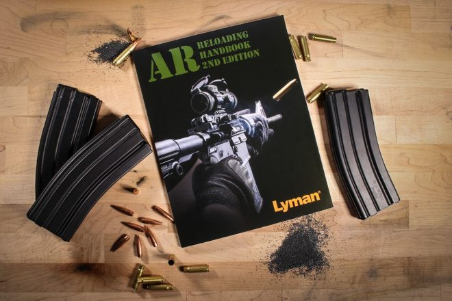 Lyman AR Reloading Handbook - Second Edition (1)
