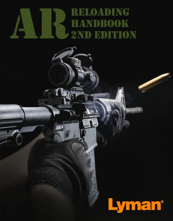 Lyman AR Reloading Handbook - Second Edition (3)