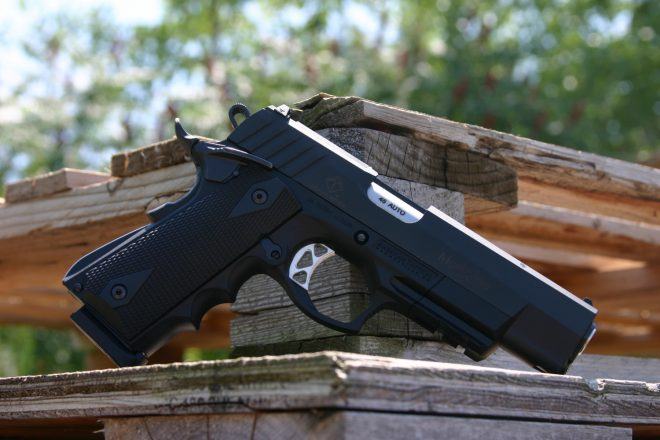American Tactical Unveils New FXH-45M Moxie 1911