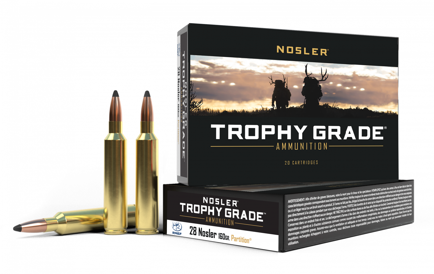 Nosler and Rocky Mountain Elk Foundation Expand Partnership (2)