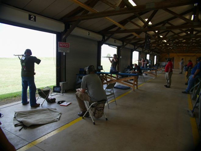 CMP competitors returned to the firing line at Camp Perry for this GSSM match held on September 14th.