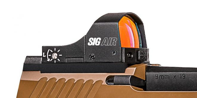 SIG AIR Reflex Sight Now Shipping (1)