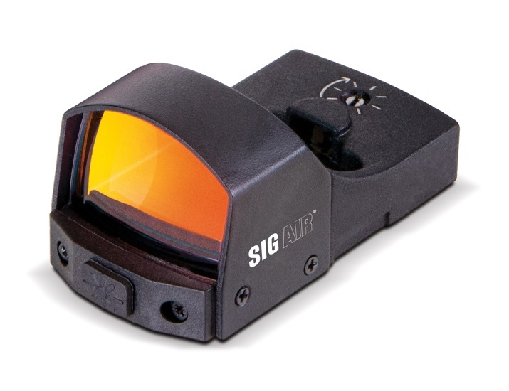 SIG AIR Reflex Sight Now Shipping (4)