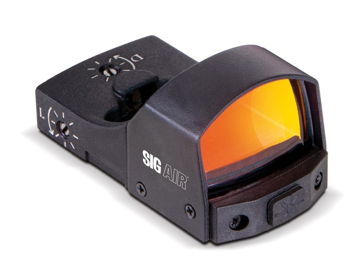 SIG AIR Reflex Sight Now Shipping (5)