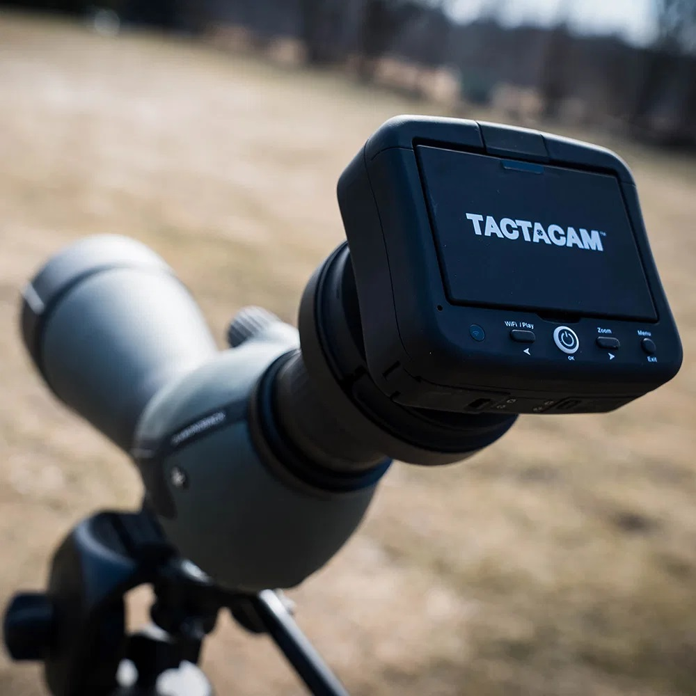 TACTACAM's all New Spotter LR Spotting Camera