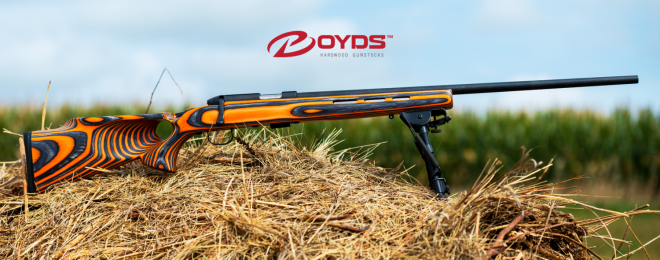 Boyds Gunstocks now offers aftermarket furniture for the Steyr Zephyr II.
