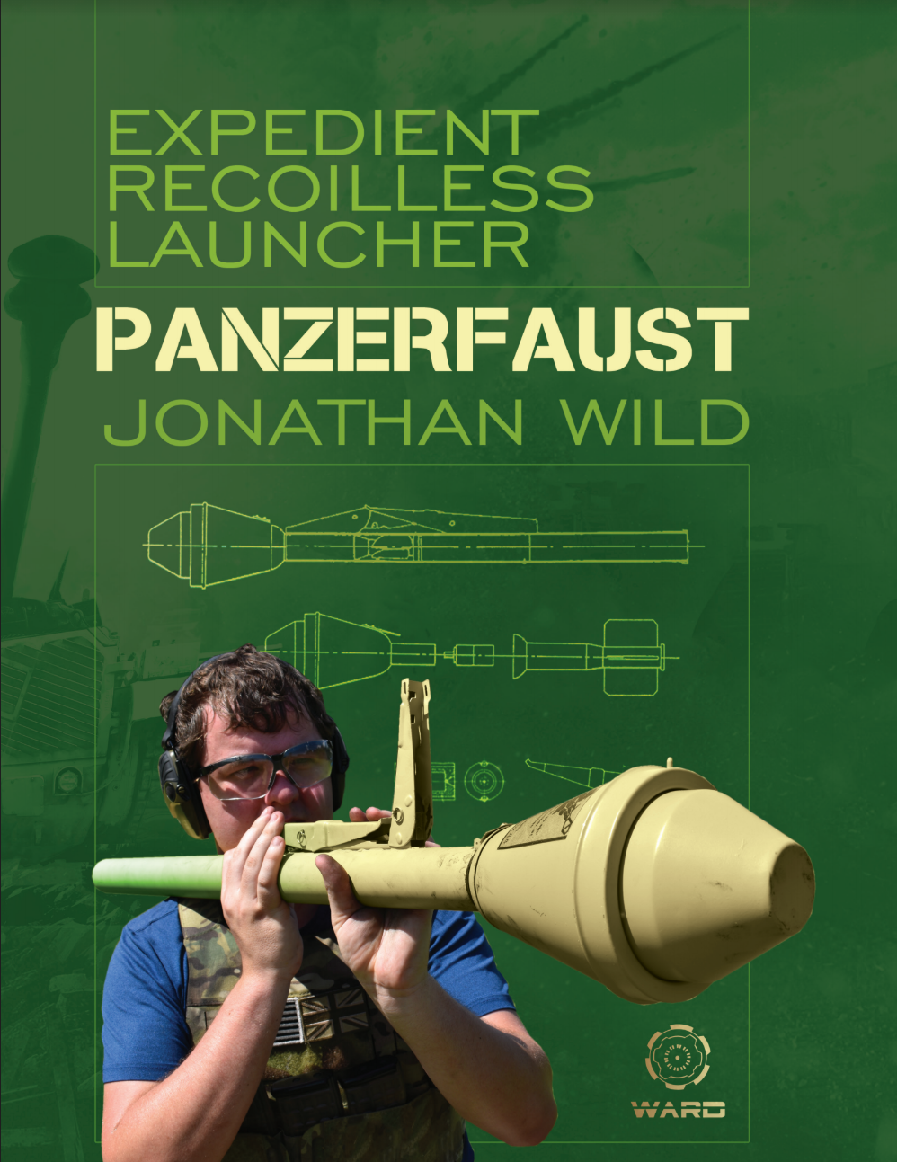 Expedient Recoilless Launcher Panzerfaust Book now Available on Amazon