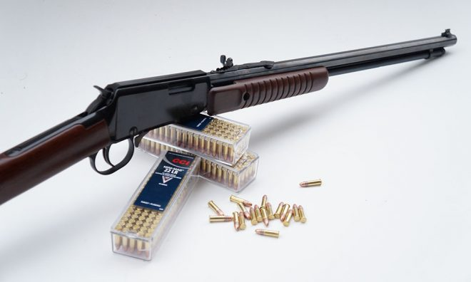 The Rimfire Report: Showing Some Love for Pump Action 22LR Rifles