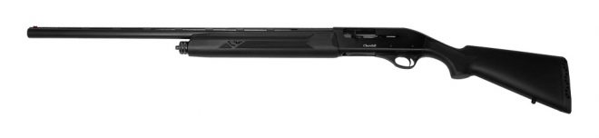 EAA Corp's New Left-Handed Churchill 212 Field Shotgun