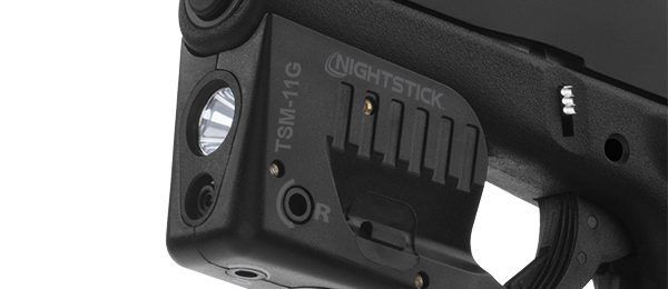 Meet the new Nightstick TSM-11G light/laser for certain Glocks.